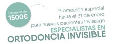 Invisalign a un precio increíble en Jerez de la Frontera