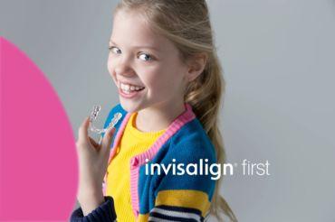 Invisalign first, Ortodoncia para niños en Jerez