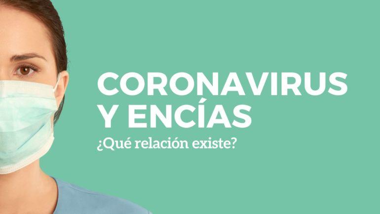 Coronavirus y encías. ¿Qué relación existe?